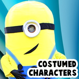 Costumed Characters